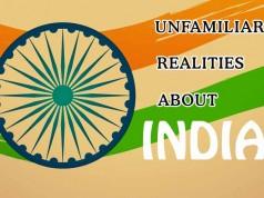 Unfamiliar Real India
