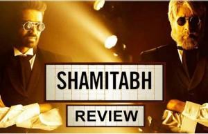 Shamitabh Movie Review