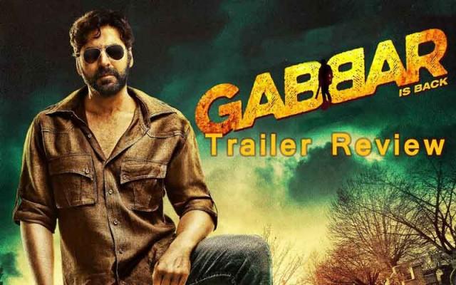 Gabbar Trailer review