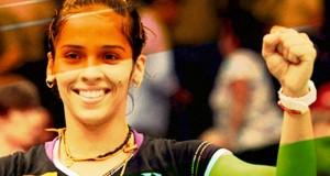 Saina Nehwal world no 1