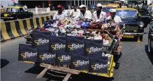 Flipkart and Dabbawalas