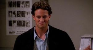 Chandler Bing Sarcasm