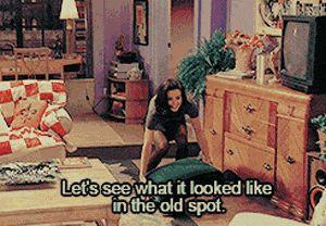 Monica geller Season 1