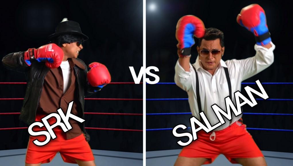 Salman khan Vs Shahrukh Khan