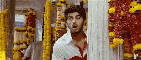 Arjun Kapoor in Gunday