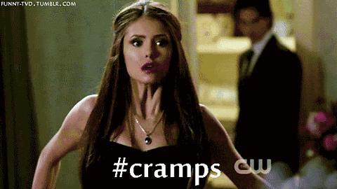 Women Period Cramps