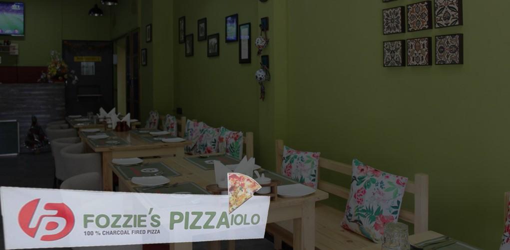 Fozzie's Pizzaiolo Ahmedabad