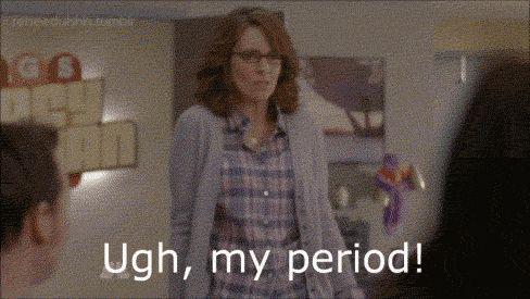 Women irregular Menstruation