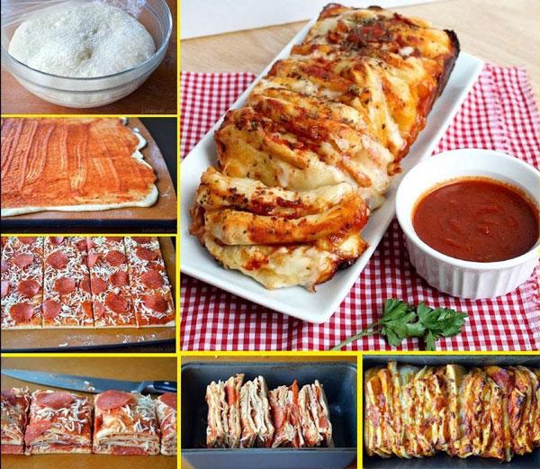 pizza Bread Image