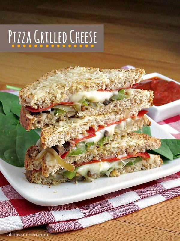 Pizza Recipe for Pizza Sandwich