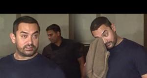 Aamir Khan Cried In Public