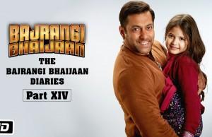 Bajrangi Bhaijaan Making Videos