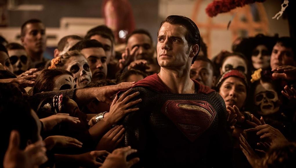 Batman V Superman Dawn Of Justice Comic Con Trailer