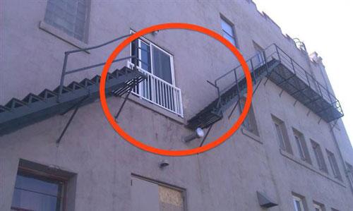 Broken Staircase fail image