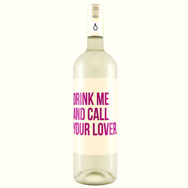 If honest labels were stuck to wine bottles