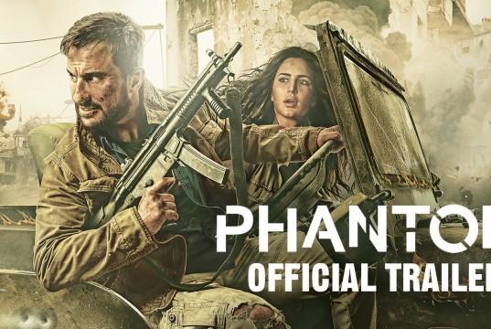 Phantom Official Trailer