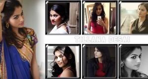Tillana Desai Gujarati actress