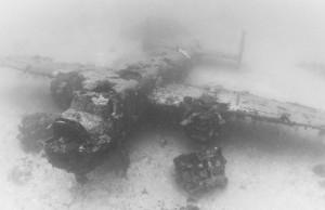 Underwater Plane Graveyard Images