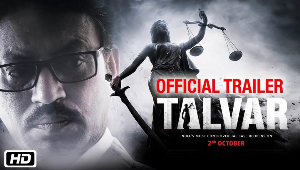 Talvar Official Trailer