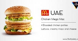 McDonalds India Menu