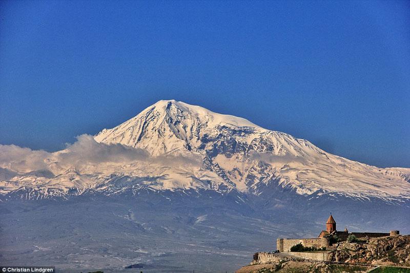 Armenian Apostolic Church monastery