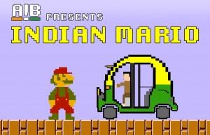 AIB Indian Mario