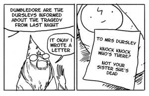 Harry Potter Comic Strips Tumblr