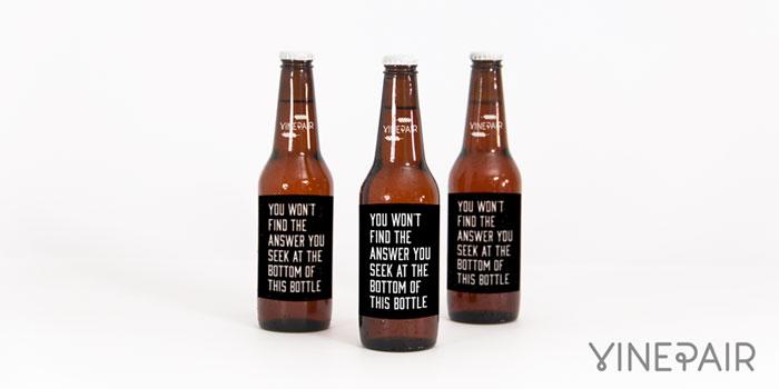 Honest Beer Labels