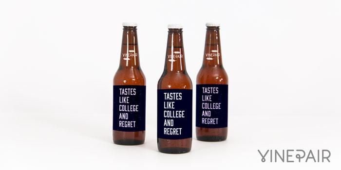 Honest Beer Bottles