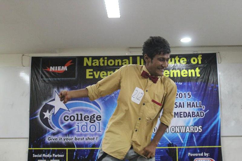 2015 NIEM College Idol