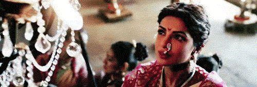 Priyanka chopra as queen in movie