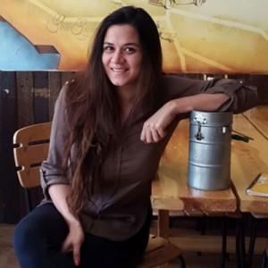 Shweta Roy Owner at bombay Street Cafe