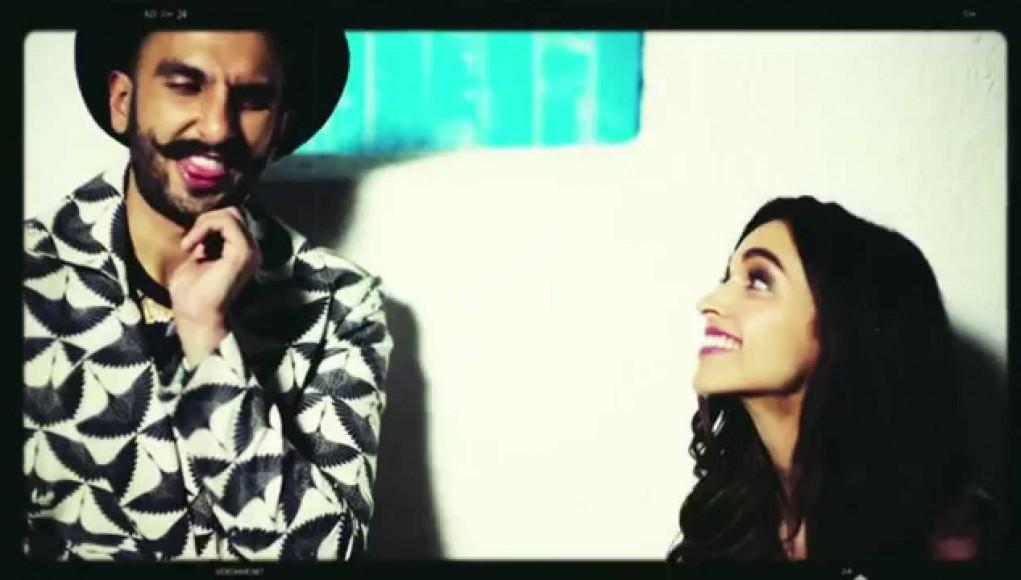 Ranveer Deepika Vogue Video
