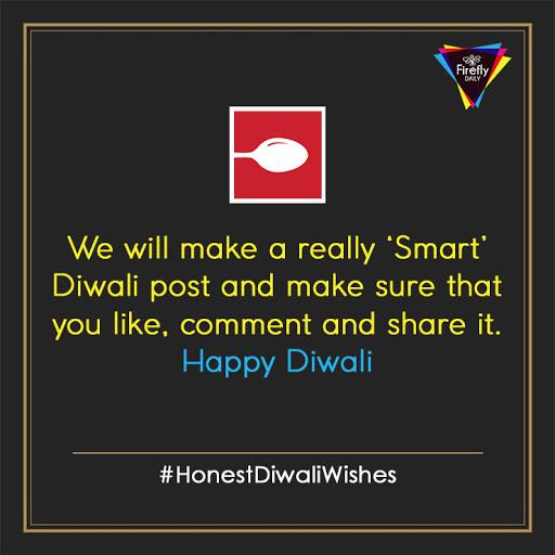 Zomato Diwali Wishes