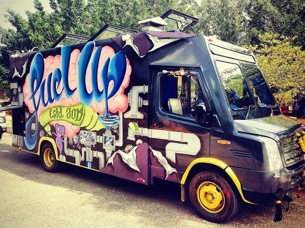 Fuel Up Indian Food Trucks