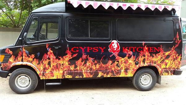 Gypsy Kitchen Food Truck Bangalore