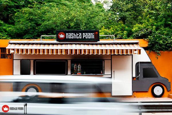 Nashta Pani Indian Food Trucks