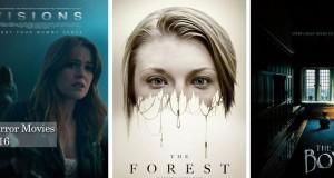 2016 Horror Movies