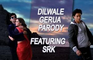 Gerua Parody featuring Shahrukh Khan