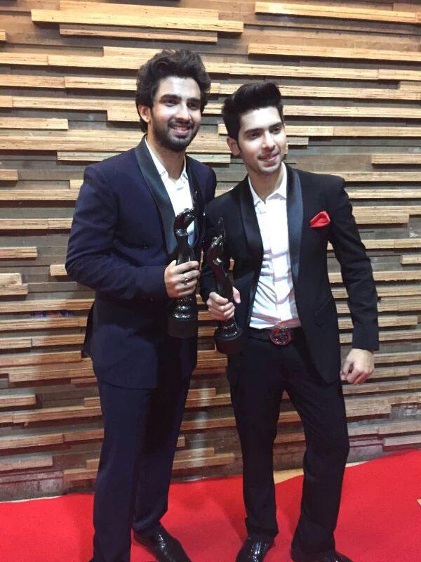 Armaan Mallik award winner at filmfare