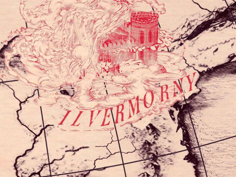 Ilvermorny Wizarding School