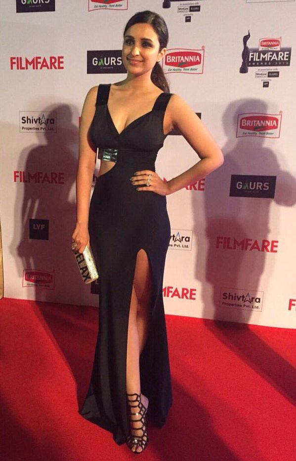 Parineeti Chopra at awards 2016