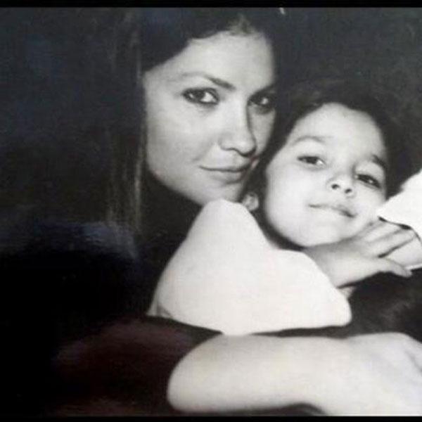 Alia Bhatt Childhood Pictures