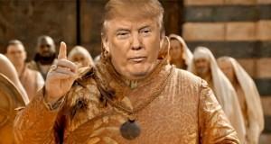 Donald Trump ruling Westeros