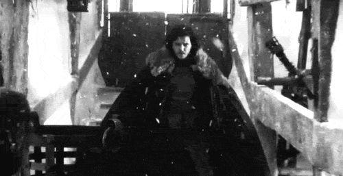 Jon Snow is coming