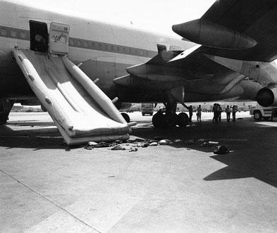 Pan am flight 73