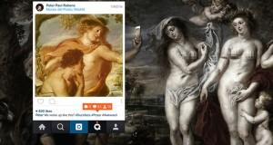 Vintage Greek Canvases Into Instagram