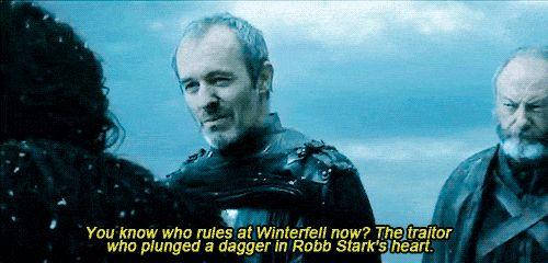 Stannis baratheon Game of thrones