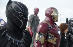 Captain America Civil War Official Photos