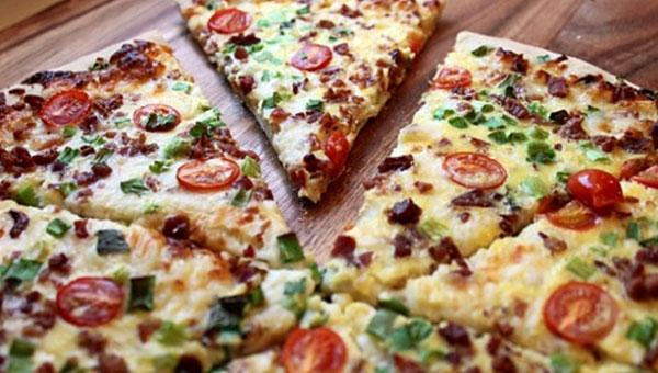 Delicious Indian Pizzas